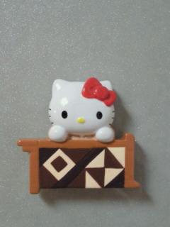 箱根のキティちゃん