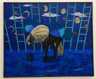 今年の山本睦さんの作品です